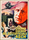 """Movie Posters:Foreign, 08/15 Part 2 (Lux Film, 1955). Italian 2 - Fogli (39.25"""" X 55""""). Foreign.. ..."""