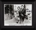 "Movie Posters:Science Fiction, Invasion of the Body Snatchers (Allied Artists, 1956). Framed andMatted Autographed Photo (10.25"" X 12.25""). Science Fictio..."