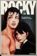 "Movie Posters:Academy Award Winners, Rocky (Thought Factory, 1977). Commercial Poster (23"" X 35"").Academy Award Winners.. ..."