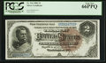 Large Size:Silver Certificates, Fr. 244 $2 1886 Silver Certificate PCGS Gem New 66PPQ.. ...