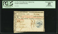 Colonial Notes:Georgia, Georgia 1776 $4 PCGS Apparent Extremely Fine 45.. ...