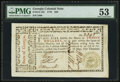 Colonial Notes:Georgia, Georgia May 4, 1778 $20 PMG About Uncirculated 53.. ...