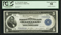 Large Size:Federal Reserve Bank Notes, Fr. 790 $5 1918 Federal Reserve Bank Note PCGS Choice About New 58.. ...