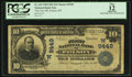 National Bank Notes:Montana, Polson, MT - $10 1902 Date Back Fr. 618 The First NB Ch. # (W)9449. ...