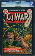 Bronze Age (1970-1979):War, G.I. War Tales #3 (DC, 1973) CGC NM+ 9.6 White pages.