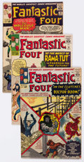Silver Age (1956-1969):Superhero, Fantastic Four Group of 9 (Marvel, 1963-65) Condition: Average VG.... (Total: 9 Comic Books)