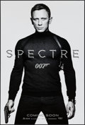 "Movie Posters:James Bond, Spectre (Columbia, 2015). One Sheet (27"" X 40"") DS Advance. JamesBond.. ..."