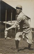 Baseball Collectibles:Photos, 1910's Eddie Plank Original Photograph by Louis Van Oeyen, PSA/DNAType 1....