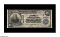 National Bank Notes:Alabama, Lineville, AL - $10 1902 Plain Back Fr. 626 The Citizens NB Ch. # (S)8856. This short lived bank only issued Series 190...