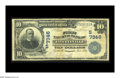 National Bank Notes:Arkansas, Fayetteville, AR - $10 1902 Date Back Fr. 616 The First NB Ch. # (S)7346. A decent but well circulated example which is ...