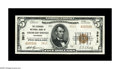 National Bank Notes:Colorado, Colorado Springs, CO - $5 1929 Ty. 2 The Exchange NB Ch. # 3913.This example from a popular state maintains strong punc...