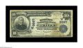 National Bank Notes:Colorado, Denver, CO - $10 1902 Plain Back Fr. 627 The Hamilton NB Ch. #(W)9887. A better Denver bank which liquidated in 1924. F...