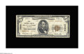 National Bank Notes:Colorado, Grand Junction, CO - $5 1929 Ty. 2 The First NB Ch. # 13902. A niceType Two example that retains solid body for the gra...