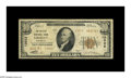 National Bank Notes:Colorado, Greeley, CO - $10 1929 Ty. 2 The Greeley NB Ch. # 13928. A tougher late charter Greeley bank with just nine notes listed...