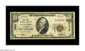 National Bank Notes:Colorado, Gunnison, CO - $10 1929 Ty. 1 The First NB Ch. # 2686. Seventeenexamples make up the Kelly census with this problem fre...