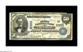 National Bank Notes:Colorado, Trinidad, CO - $50 1902 Date Back Fr. 674a The First NB Ch. #(W)2300. A tougher bank in large, as only high denominatio...