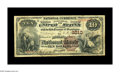 National Bank Notes:Kentucky, Ashland, KY - $10 1882 Brown Back Fr. 485 The Ashland NB Ch. #2010. A nice Brown Back with good color and body for the ...