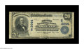 National Bank Notes:Kentucky, Ashland, KY - $20 1902 Plain Back Fr. 652 The Second NB Ch. #(S)3944. A Very Good example from a scarcer Ashland ba...
