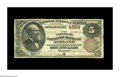 National Bank Notes:Kentucky, Ashland, KY - $5 1882 Brown Back Fr. 472 The Merchants NB Ch. #4559. A truly rare note from the Gale holdings from a ba...