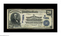 National Bank Notes:Kentucky, Barbourville, KY - $20 1902 Date Back Fr. 642 The NB of John A.Black Ch. # (S)7284. This is one of the most famous priv...