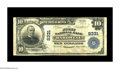National Bank Notes:Kentucky, Bardwell, KY - $10 1902 Plain Back Fr. 625 The First NB Ch. # 8331.This is one of just six large notes known from this ...