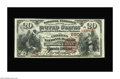 National Bank Notes:Kentucky, Bowling Green, KY - $20 1882 Brown Back Fr. 504 The Citizens NB Ch.# (S)5900. A perfect mate to the $10 Brown Back from...