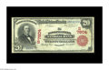 National Bank Notes:Kentucky, Bowling Green, KY - $20 1902 Red Seal Fr. 639 The Bowling Green NBCh. # (S)7804. A very rare Bowling Green bank which i...