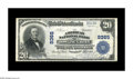 National Bank Notes:Kentucky, Bowling Green, KY - $20 1902 Plain Back Fr. 652 The American NB Ch.# 9365. This is one of the more common Bowling Green...