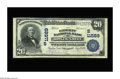 National Bank Notes:Kentucky, Bowling Green, KY - $20 1902 Plain Back Fr. 659 The Liberty NB Ch.# (S)11589. This piece, which Bill Gale obtained priv...