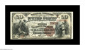 National Bank Notes:Kentucky, Carlisle, KY - $20 1882 Brown Back Fr. 504 The First NB Ch. #(S)5959. A very scarce bank which issued Second Charter ex...