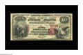 National Bank Notes:Kentucky, Carrollton, KY - $10 1875 Fr. 420 The First NB Ch. # 2592. A justplain rare type and denomination from any Kentucky ban...