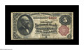 National Bank Notes:Kentucky, Catlettsburg, KY - $5 1882 Brown Back Fr. 471 The Big Sandy NB Ch.# 4200. A great note bearing one of the neatest title...
