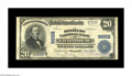 National Bank Notes:Kentucky, Catlettsburg, KY - $20 1902 Plain Back Fr. 653 The Kentucky NB Ch.# 9602. An evenly circulated Fine+ example from t...