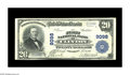 National Bank Notes:Kentucky, Clinton, KY - $20 1902 Plain Back Fr. 652 The First NB Ch. # 9098.A most attractive note which is the highest grade Blu...
