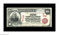 National Bank Notes:Kentucky, Covington, KY - $10 1902 Red Seal Fr. 613 The First NB Ch. #(S)718. A rare note which is one of just two Red Seals repo...
