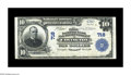 National Bank Notes:Kentucky, Covington, KY - $10 1902 Plain Back Fr. 624 The First NB & TCCh. # 718. This Very Fine offering bears the second, a...