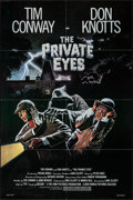 "Movie Posters:Comedy, The Private Eyes & Others Lot (New World, 1981). One Sheets (18) (25.5"" X 38.5"", 27"" X 41"", 27"" X 41""). Comedy.. ... (Total: 18 Items)"