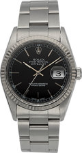 Timepieces:Wristwatch, Rolex Ref. 16234 Oyster Perpetual Datejust, circa 1997. ...