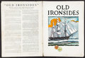 "Movie Posters:Adventure, Old Ironsides (Paramount, 1926). Program (20 Pages, 9"" X 12"").Adventure.. ..."