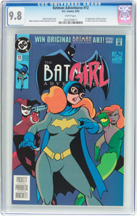 Batman Adventures #12 (DC, 1993) CGC NM/MT 9.8 White pages