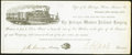 Obsoletes By State:Iowa, Dubuque, IA- Dubuque Western Railroad Company $10 Post Note Oct.20, 1857. ...