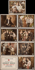 "Movie Posters:Drama, One More American (Paramount, 1918). Lobby Card Set of 9 (11"" X 14""). Drama.. ... (Total: 9 Items)"