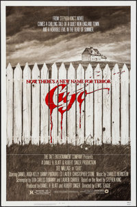 """Cujo & Others Lot (Warner Brothers, 1983). One Sheets (18) (Approx. 27"""" X 41""""). Horror. ... (Total: 18..."""