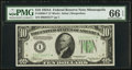 Small Size:Federal Reserve Notes, Fr. 2006-I* $10 1934A Federal Reserve Note. PMG Gem Uncirculated 66 EPQ.. ...
