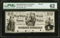 Obsoletes By State:Massachusetts, Lawrence, MA- Bay State Bank $20 G14 Proof. ...