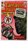 Silver Age (1956-1969):Superhero, Fantastic Four #16 (Marvel, 1963) Condition: VG....