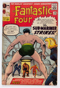 Silver Age (1956-1969):Superhero, Fantastic Four #14 (Marvel, 1963) Condition: VG....