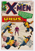 Silver Age (1956-1969):Superhero, X-Men #8 (Marvel, 1964) Condition: VG....