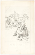 Original Comic Art:Illustrations, Early Magazine Illustration Original Art Group of 3 (1906)....(Total: 3 Original Art)