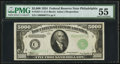 Small Size:Federal Reserve Notes, Fr. 2221-C $5,000 1934 Federal Reserve Note. PMG About Uncirculated 55.. ...